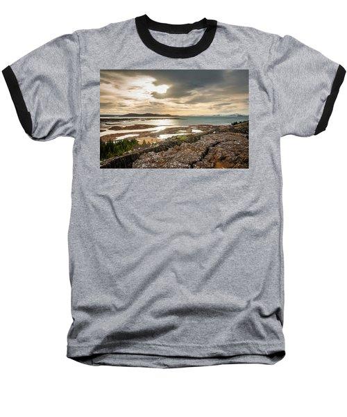 Winter Warmth Baseball T-Shirt