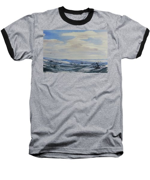 Winter Wilds Baseball T-Shirt
