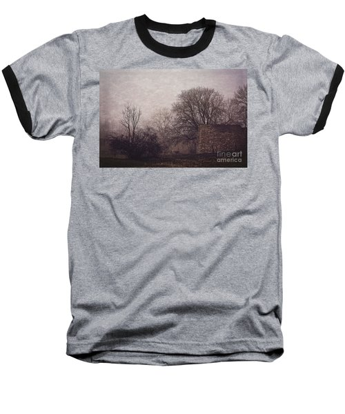 Winter Without Snow Baseball T-Shirt
