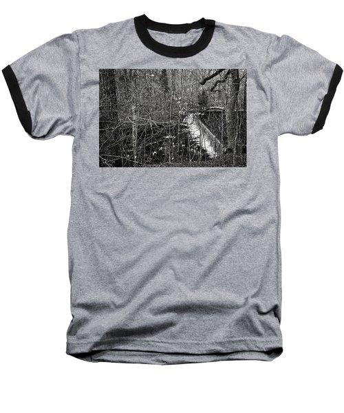 Winter Woods Baseball T-Shirt