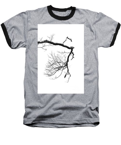 Baseball T-Shirt featuring the photograph Wintered Over by Skip Willits