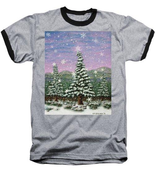 Winter's Eve 01 Baseball T-Shirt