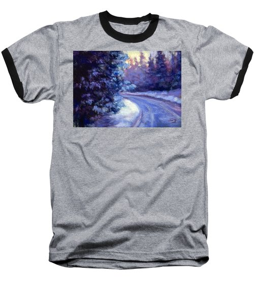 Winter's Exodus Baseball T-Shirt