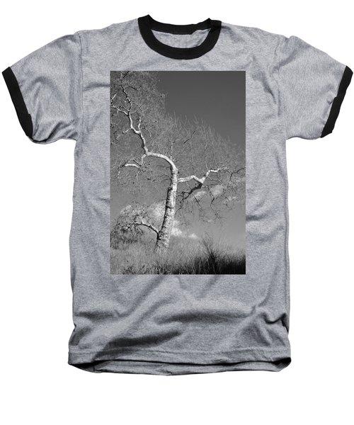 Winter's Ghost Baseball T-Shirt
