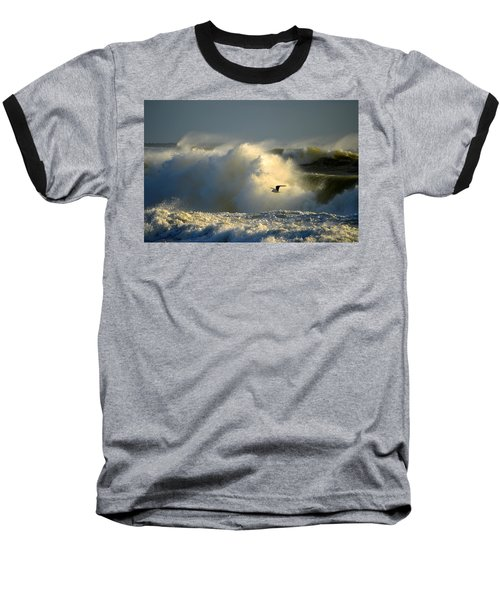 Winter's Passing Baseball T-Shirt