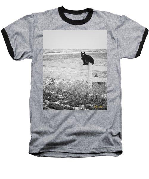 Winter's Stalker Baseball T-Shirt