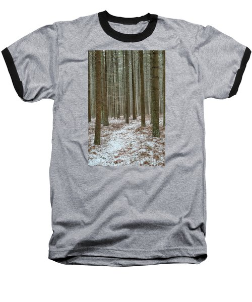 Winter's Trail Baseball T-Shirt