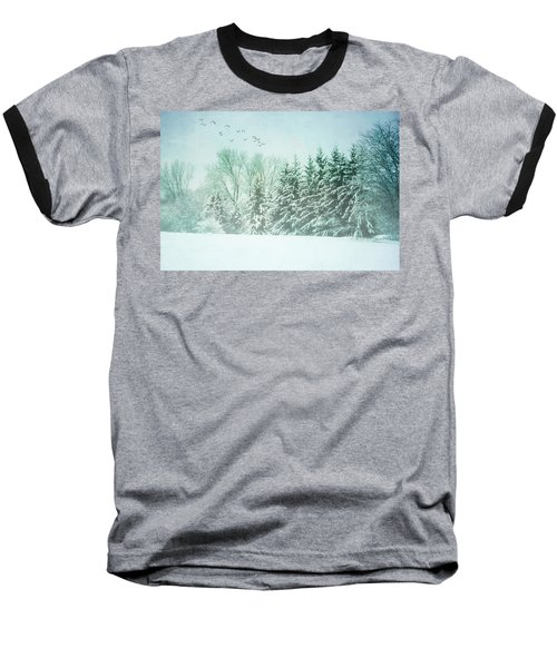 Winter's Watch Baseball T-Shirt