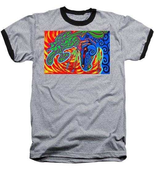 Winter Spirit Baseball T-Shirt
