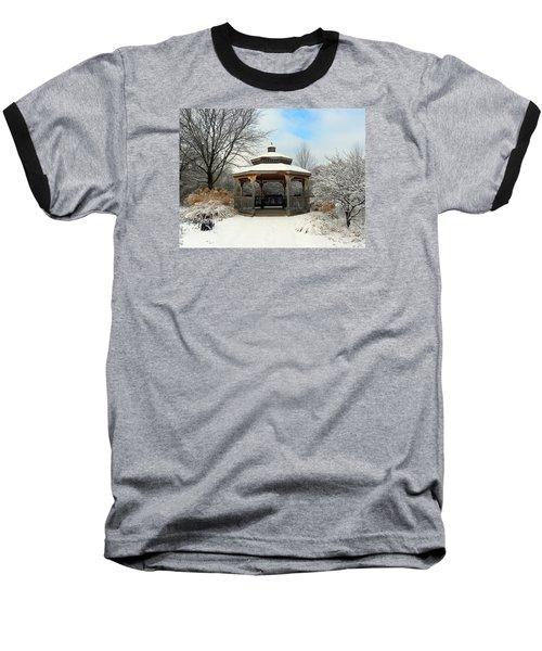 Wintertime Baseball T-Shirt