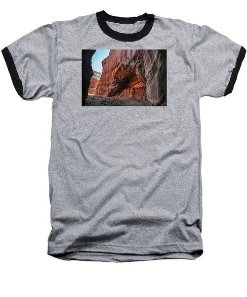 Wire Pass Archway Baseball T-Shirt