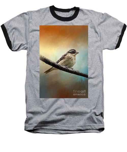 Wisconsin Songbird Baseball T-Shirt