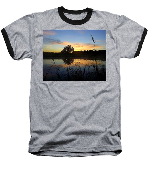 Wisconsin Sunrise Baseball T-Shirt