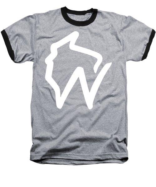 Wisconsin W Baseball T-Shirt