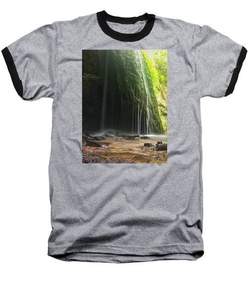 Wisconsin Waterfall Baseball T-Shirt
