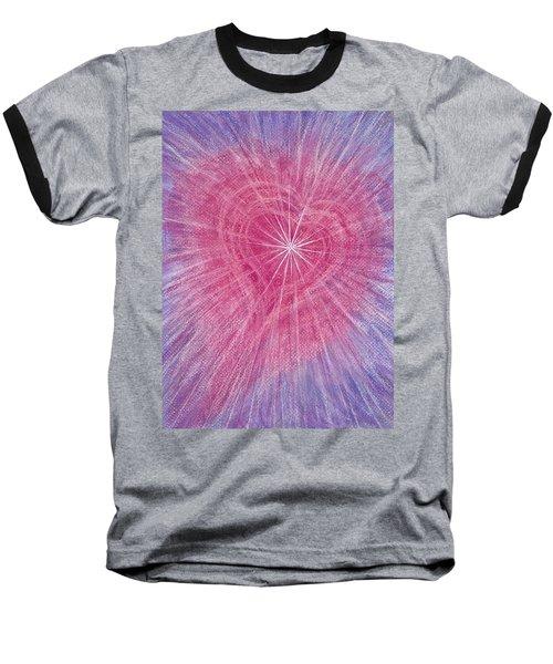Wisdom Of The Heart Baseball T-Shirt