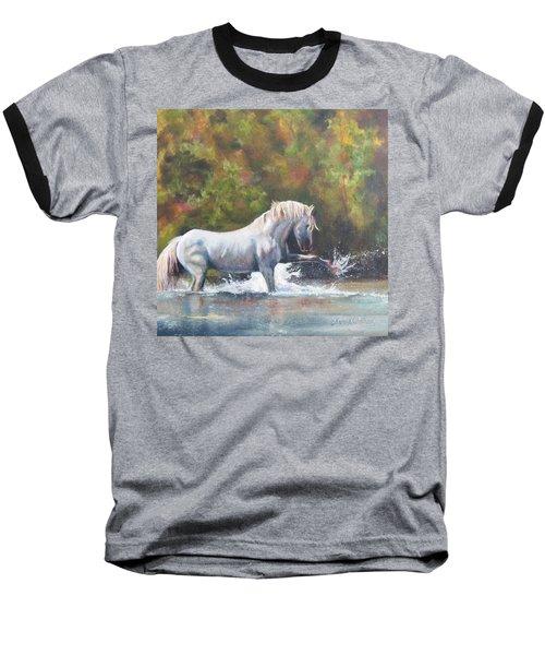 Wisdom Of The Wild Baseball T-Shirt