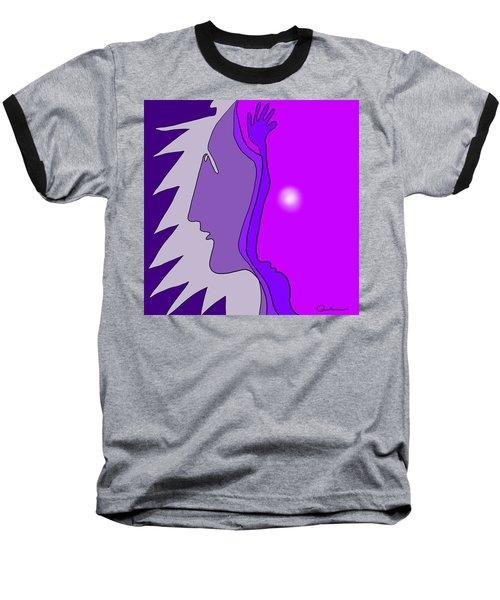 Wise Friend Baseball T-Shirt