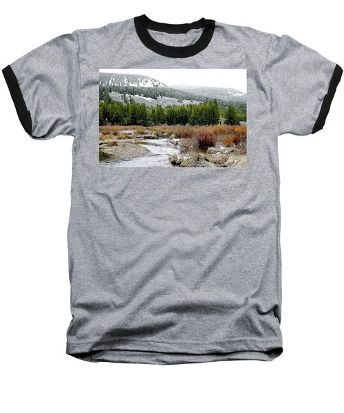 Wise River Montana Baseball T-Shirt