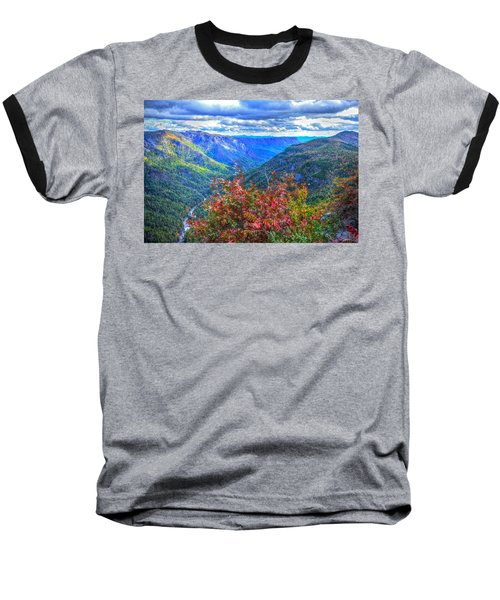 Wiseman's View Baseball T-Shirt