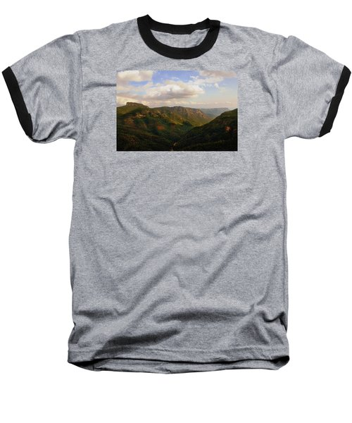 Baseball T-Shirt featuring the photograph Wiseman's View by Jessica Brawley