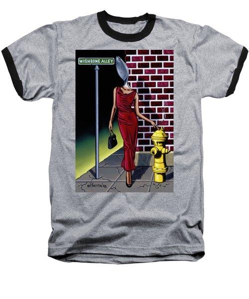 Wishbone Alley Baseball T-Shirt
