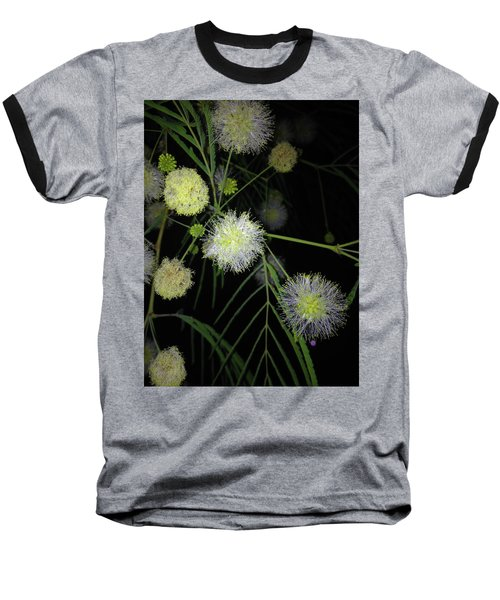 Wishing On A          J L H Baseball T-Shirt by Kimo Fernandez
