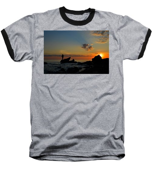 Wishing On A Star Baseball T-Shirt
