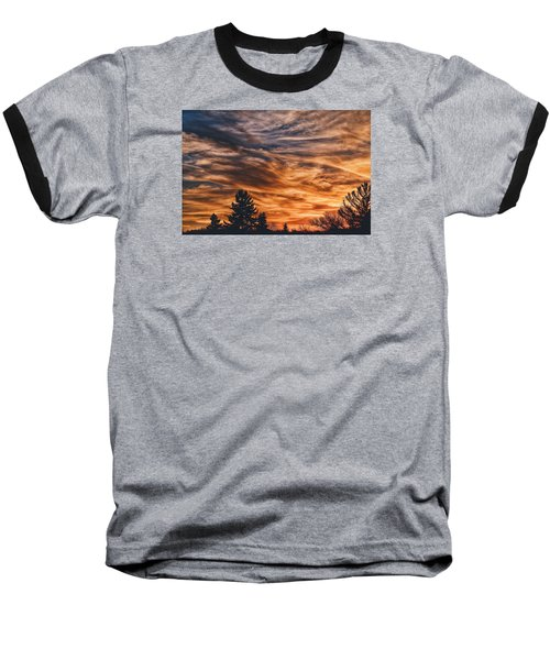 Baseball T-Shirt featuring the photograph Wisp by Nikki McInnes