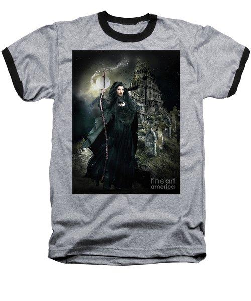 Witch Hunt Baseball T-Shirt