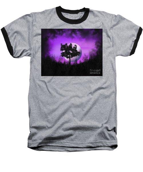 Witch Moon Baseball T-Shirt