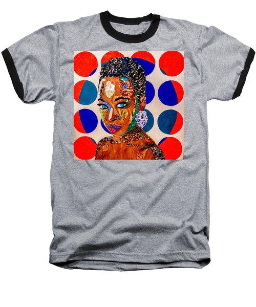 Without Question - Danai Gurira I Baseball T-Shirt