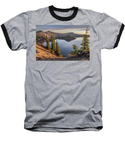 Wizard Island Beauty Baseball T-Shirt