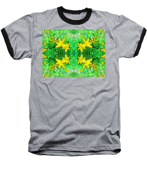 Wizards Slave Baseball T-Shirt