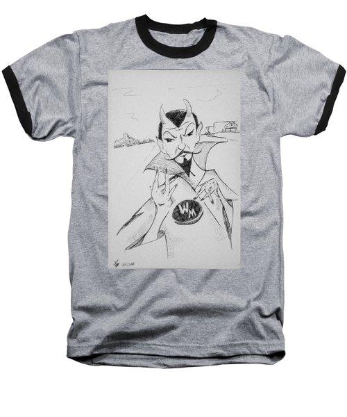 Wm Blue Devils Sign Baseball T-Shirt