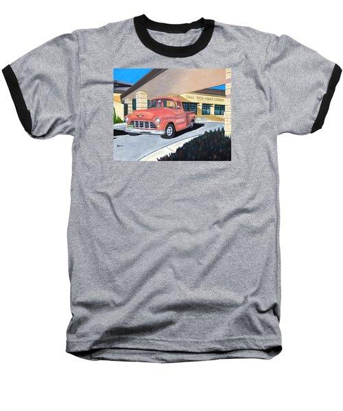 Wohstra-1 Baseball T-Shirt
