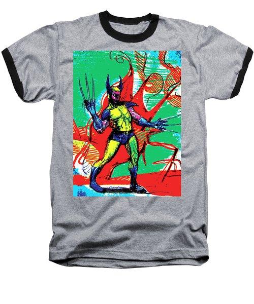 Wolverine Baseball T-Shirt