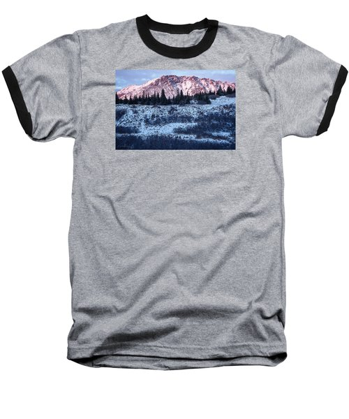Wolverine Alpenglow Baseball T-Shirt