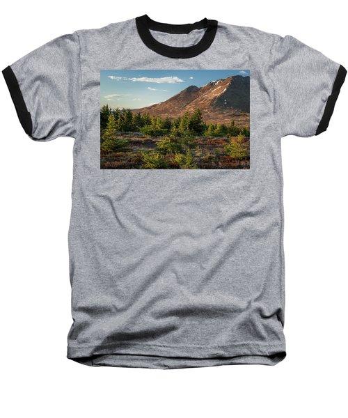 Wolverine Mt Near Sunset Baseball T-Shirt