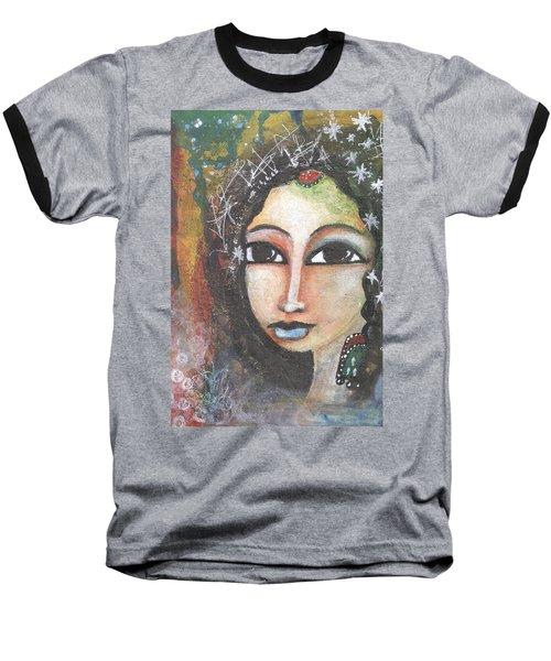 Woman - Indian Baseball T-Shirt