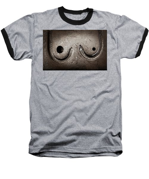 Baseball T-Shirt featuring the photograph Womanly  by JoAnn Lense