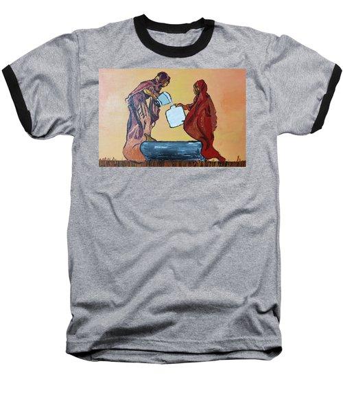 Woman's Worth - 3 Baseball T-Shirt