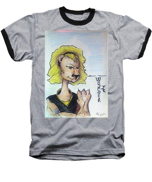 Wonder Jr Baseball T-Shirt