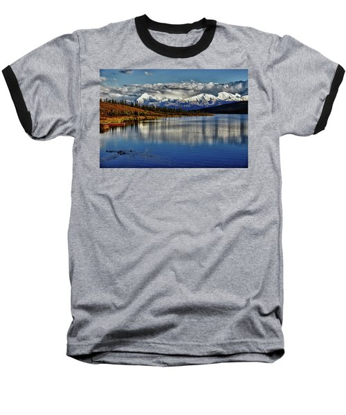 Wonder Lake IIi Baseball T-Shirt