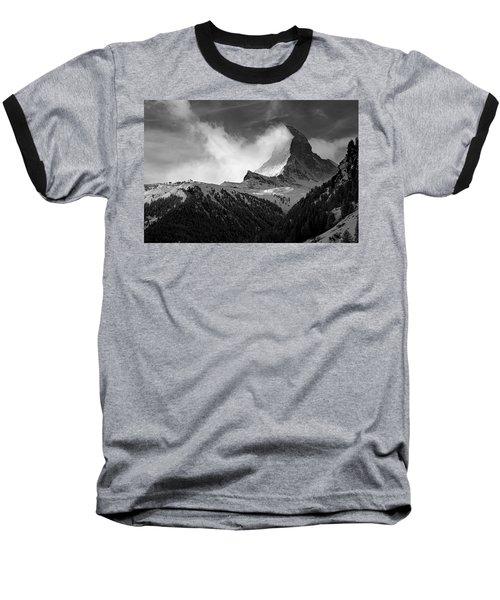 Wonder Of The Alps Baseball T-Shirt