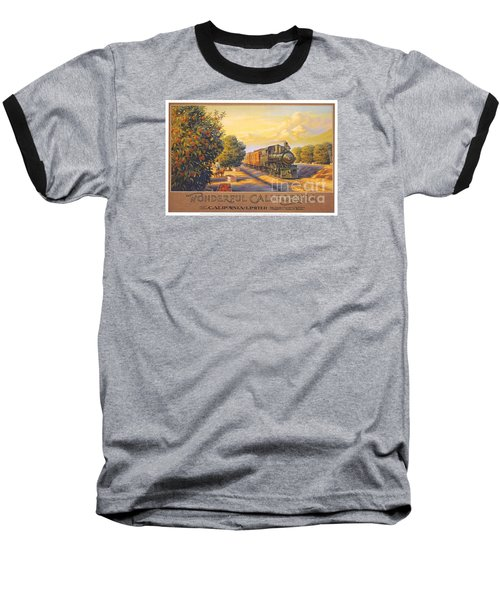 Wonderful California Baseball T-Shirt