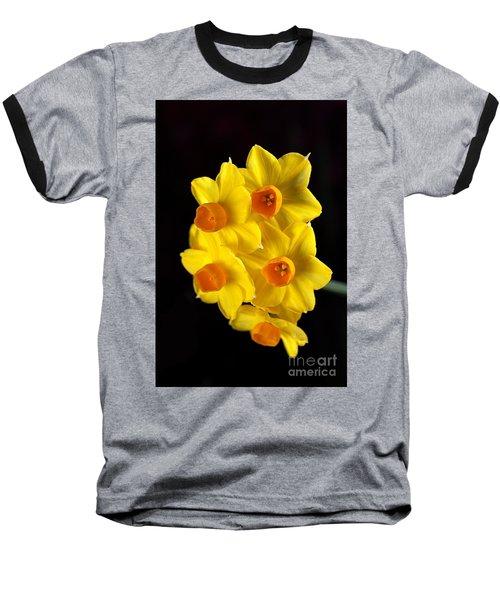 Wonderful Jonquils Baseball T-Shirt