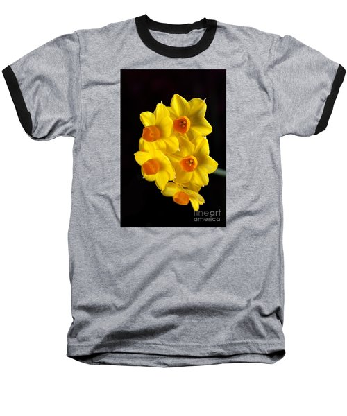 Wonderful Jonquils Baseball T-Shirt