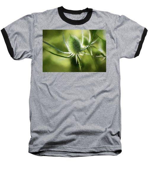 Wonderful Teasel 2 - Baseball T-Shirt
