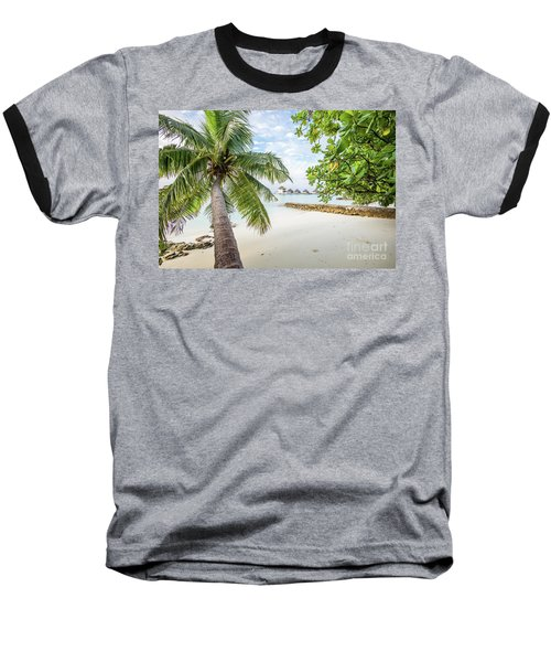 Baseball T-Shirt featuring the photograph Wonderful View by Hannes Cmarits